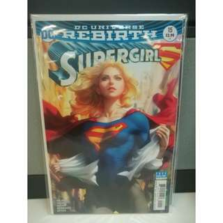 Supergirl #12 & #15 Artgerm Variant 🔥🔥🔥