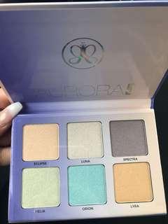 ABH Aurora Highlight Palette