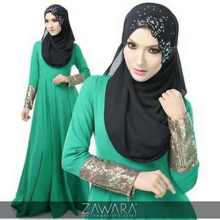 ZAWARA DRESS ALICIA SEQUIN