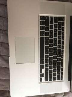 Macbook Pro '17 2011