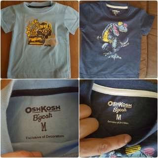 Oshkosh shirts New without tag