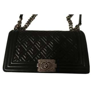 Chanel Boy Cross Body Bag