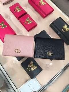 巴黎代購 gucci wallet