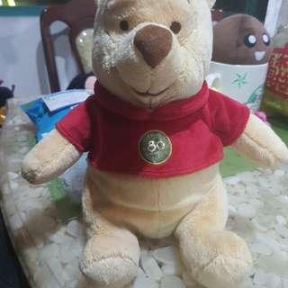 80 years Winnie The Pooh