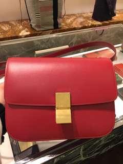 巴黎代購 Celine classic box