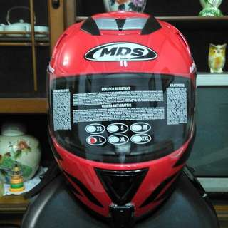 MDS Victory Red