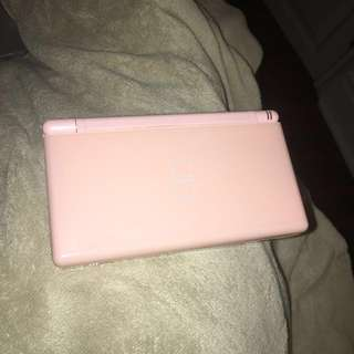 Pink Nintendo DS (games and charger included)