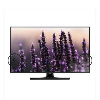 SAMSUNG  UA40H5552ARXXM 40 SERIES 5 LED SMART TV