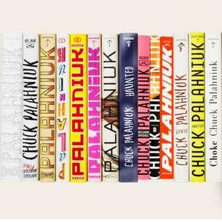 Chuck Palahniuk Books 2.0