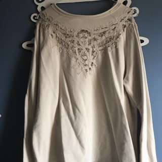 Cream H&M sweater