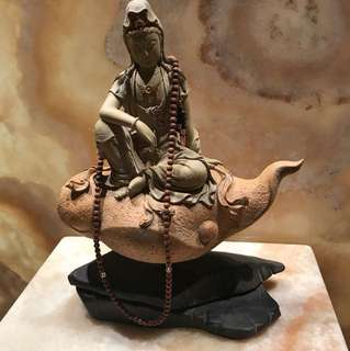 Guanyin statue 观音像