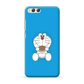 Cute Doraemon Xiaomi Mi 6 Custom Hard Case