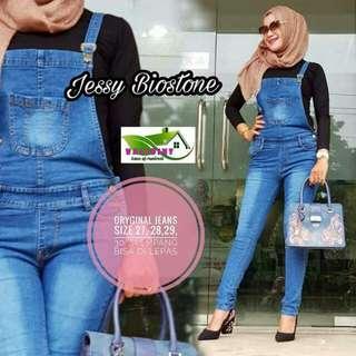Jamsuit jeans
