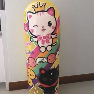 Pre-loved kid punching bag