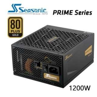 SEASONIC PRIME 1200W 80PLUS GOLD SSR-1200GD SKU: V28-PSUSEA1200GD