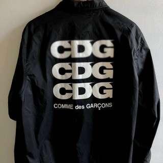 Comme des Garçons X Good Design Coach Jacket