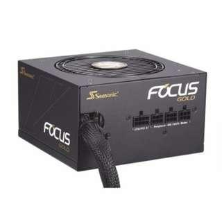 SEASONIC FOCUS GOLD 750W POWER SUPPLY SKU: V28-PSUSEA750FM