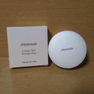 Mamonde Cotton Veil Powder Pact 12g