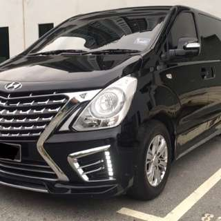 Luxury MPV Rental