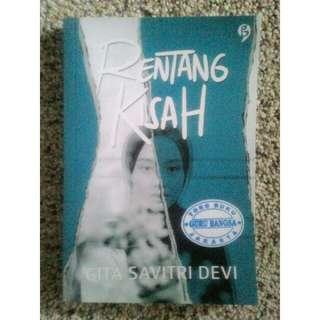 Buku Rentang Kisah - Gita Savitri Devi