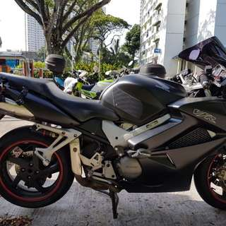 Honda VFR800 ABS Gen 6