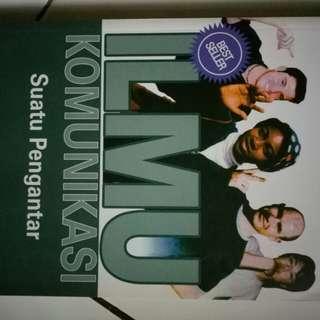 Ilmu Komunikasi Suatu Pengantar - Prof. Deddy Mulyana
