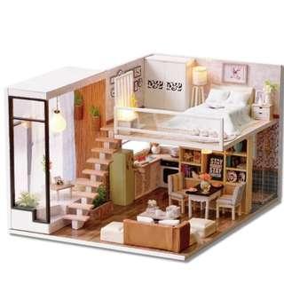 DIY浪漫別墅