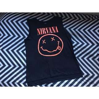 Nirvana Vintage Singlet