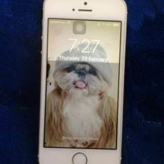 Iphone5s(guba ang screen)