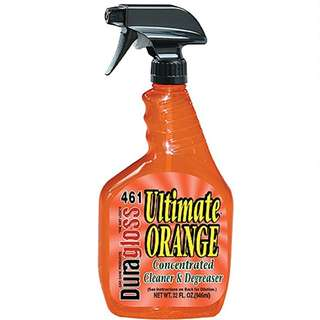 Duragloss #461 Ultimate Orange