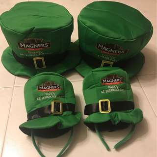 Original Magners Green Irish Hats