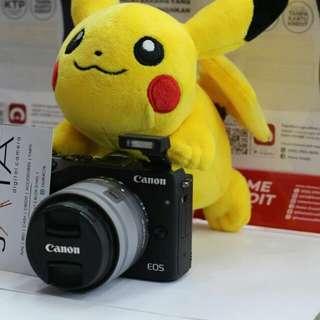 Kredit Canon M3 Bunga 0%