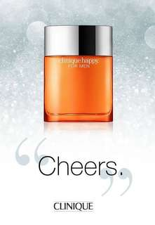 For sale Clinique happy for men and women and clinique happy heart US tester perfumes