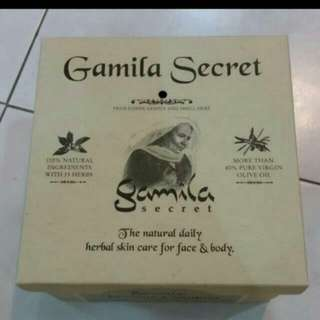 Gamila Secret Cleaning Bar - Jasmine Comfort