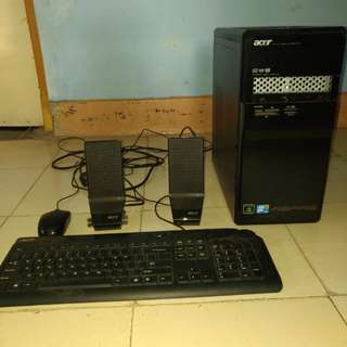 Jual BU CPU/PC Komputer Acer Core 2 Duo