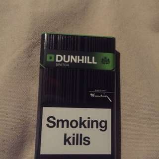 Dunhill menthol