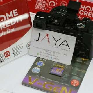 Kredit kamera sony a6000