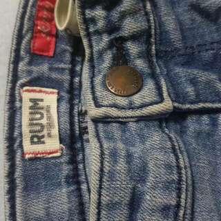 Ruum Brand Skinny Jeans