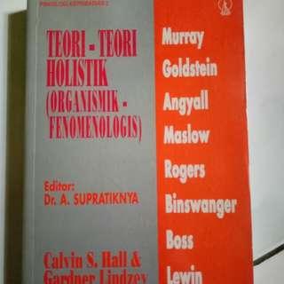 Psikologi Kepribadian 2-Teori Holistik Calvin S Hall