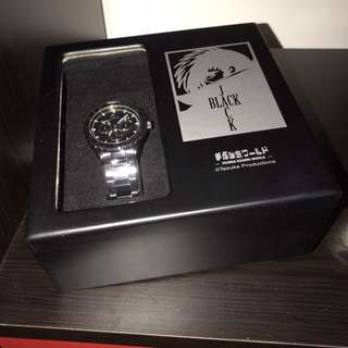 自由出價⚠️怪醫秦博士-手塚治虫-限量版手錶