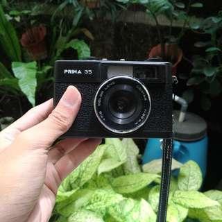 Prima 35 kamera analog