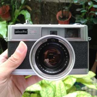 Kamera analog hi matic