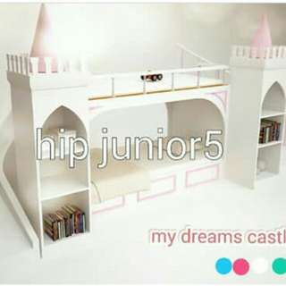Hip Junior 5, Tempat tidur anak istana