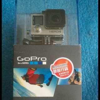 GoPro Hero 4 Silver *NEW