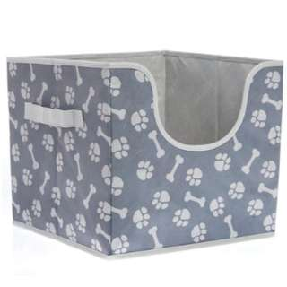 Brand new Top Paw Folding Toy Box