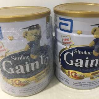 Similac stage 3 (2tins)