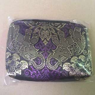 [REDUCED] Crafted Thailand Coin / Card Purse (Small)