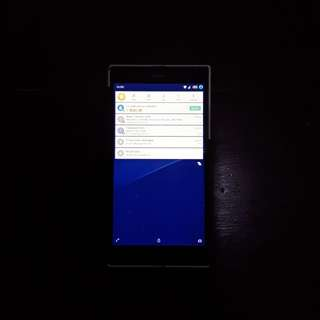 Sony xperia z ultra.2k nlng with issue basag screen at kailangan palitan ang lcd hindi nsya ma touch