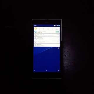 Sony xperia z ultra.2k nlng with issue basag screen at kailangan palitan ang lcd hindi nsya ma touch