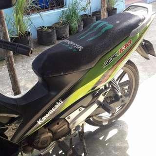 FOR SALE (Kawasaki zx130)